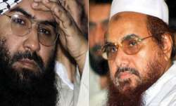 Pakistan Army has asked to Masood Azhar and Hafiz saeed to be low profile and less public appearance- India TV Paisa