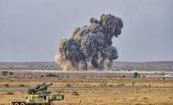 Indian Air Force Excercise Vayu Shakti 2019 at Pokhran Range in Rajasthan- India TV Paisa