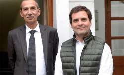Rahul Gandhi with DS Hooda- India TV Paisa