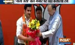 Gautam Gambhir Join BJP- India TV Paisa