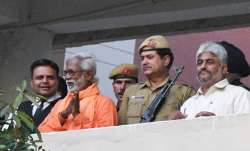 Aseemanand was one of those acquitted on Wednesday   PTI- India TV Paisa