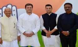 BJP's minister Anil Sharma's son joins Congress, likely to get ticket from Mandi Lok Sabha in HP- India TV Paisa
