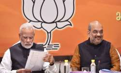 BJP candidates list for general elections surpasses 300 mark on Sunday- India TV Paisa