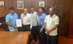 Two MGP MLAs switch over to BJP in Goa | ANI- India TV Paisa