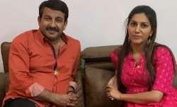 Manoj Tiwari and Sapna Choudhary- India TV Paisa
