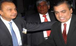 Mukesh and Anil Ambani- India TV Paisa