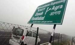 Agra Lucknow Expressway- India TV Paisa