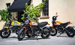 Ducati drives in new Scrambler range in India- India TV Paisa
