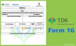 form 16- India TV Paisa