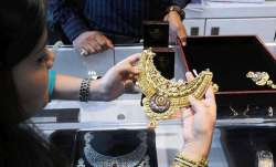 Gold, silver prices fall on weak demand- India TV Paisa
