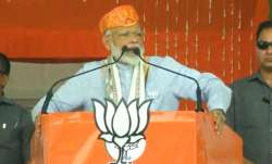 महामिलावटियों के लिए आतंकवाद मुद्दा नहीं, लेकिन नए भारत में यह बहुत बड़ा मुद्दा: मोदी - India TV Paisa