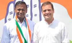 Udit Raj joins Congress- India TV Paisa
