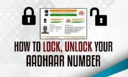 aadhaar card lock- India TV Paisa