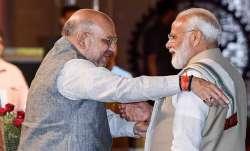 amit shah and pm modi- India TV Paisa