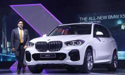 BMW launches new X5 SUV- India TV Paisa