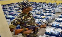Polled EVMs are absolutely safe in Strongrooms: Election Commission- India TV Paisa