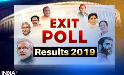 Exit poll results impact mood in party offices- India TV Paisa