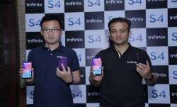 Infinix launches new smartphone, fitness band in India- India TV Paisa