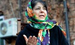 Time for Congress to get an Amit Shah, says Mehbooba Mufti | PTI File- India TV Paisa