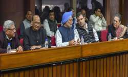 Oppn leaders set to meet tomorrow; also to move EC over VVPATs- India TV Paisa