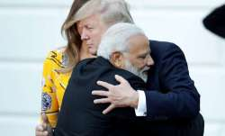 Donald Trump congratulates PM Narendra Modi on 'big' election win | AP File- India TV Paisa