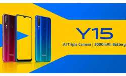 Vivo Y15 smartphone now in India for Rs 13,990- India TV