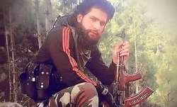 कश्मीर के त्राल में मारा गया आतंकियों का पोस्टर ब्वॉय जाकिर मूसा - India TV Paisa