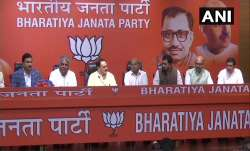<p>BJP's press...- India TV Paisa