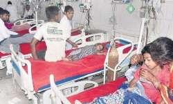 बिहार में चमकी बुखार का कहर जारी, अबतक 104 बच्चों की मौत- India TV Paisa