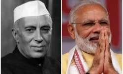 Narendra Modi on Jawaharlal Nehru- India TV Paisa