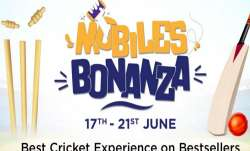 Flipkart Mobile Bonanza Sale 17 june to 21st june 2019 - India TV Paisa