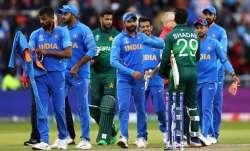 विश्व कप 2019: भारत ने वर्ल्ड कप में पाकिस्तान को सातवीं बार रौंदा, रोहित शर्मा ने जमाया तूफानी शतक- India TV Paisa