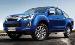 Isuzu D-Max V-Cross Facelift Launched in India- India TV Paisa