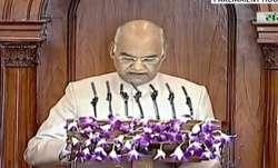 मोदी के 'न्यू इंडिया' का विजन, संसद के संयुक्त सत्र को संबोधित कर रहे हैं राष्ट्रपति कोविंद- India TV Paisa