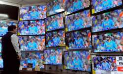 TV sales soar up ahead of India-Pak World cup tie- India TV