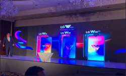 LG announces 3 smartphones for Indian market- India TV