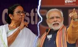Mamata Banerjee and PM modi- India TV Paisa