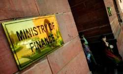 ministry of finance- India TV Paisa