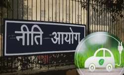NITI Aayog asked two and three wheeler manufacturers to disclose plans to present and conversion of - India TV Paisa