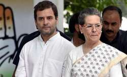 Rahul Gandhi and Sonia Gandhi File Photo- India TV Paisa