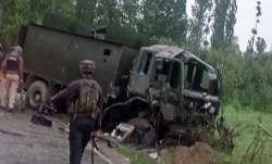 Pulwama Army Convoy attacked- India TV Paisa
