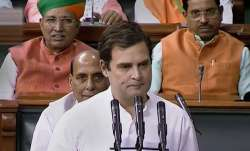 राष्ट्रपति के अभिभाषण के बाद बोले राहुल, मेरा रुख आज भी वही, राफेल सौदे में चोरी हुई- India TV Paisa