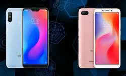 Xiaomi Redmi 6 Pro gets Android 9 Pie update in India- India TV
