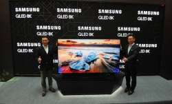 Samsung Brings World's First QLED 8K TV to India- India TV