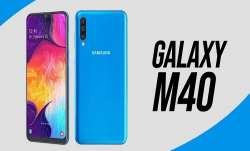 SAMSUNG Galaxy M40- India TV