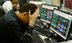 Sensex plunges 491.28 points - India TV Paisa