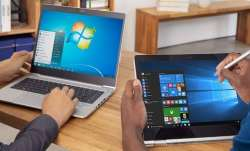 Microsoft to stop updates for Windows 7 from Jan next- India TV