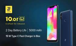 10.or G2 smartphone price revealed ahead of Prime Day 2019- India TV