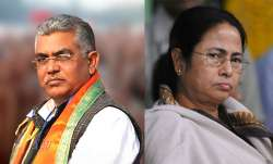 Dilip Ghosh & Mamata Banerjee- India TV Paisa