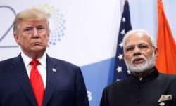 India rejects US president Donald Trump's comment on Modi seeking mediation on Kashmir | AP File Pho- India TV Paisa